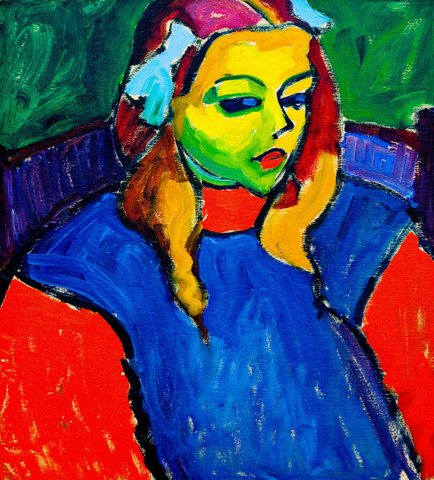 Alexej-von-Jawlensky-Girl-with-the-Green-Face